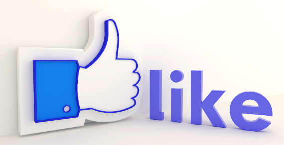 polubienia, facebook, like